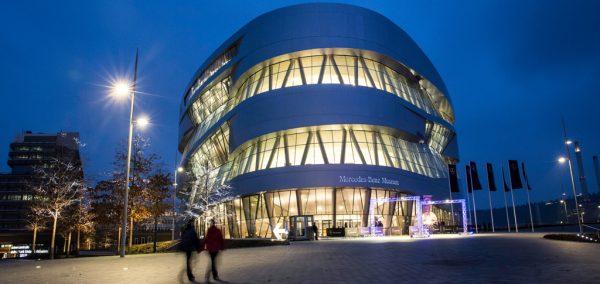 Konzertive im Mercedes-Benz Museum