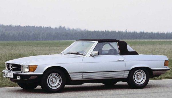 Der Mercedes-Benz R 107