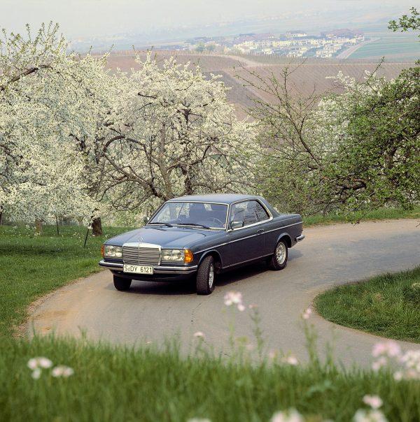 Mercedes-Benz Coupés der Baureihe C 123