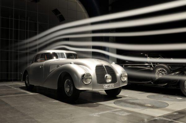 Mercedes-Benz Classic auf der Techno Classica