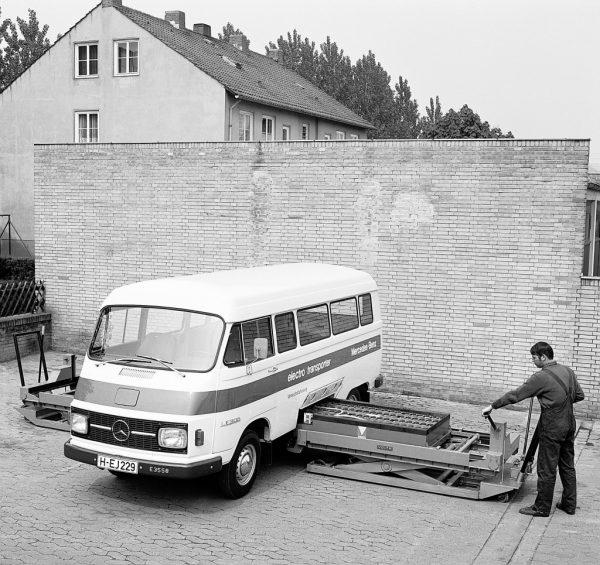 Zukunft unter Strom im Jahr 1972