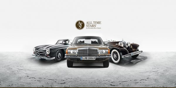 ALL TIME STARS by Mercedes-Benz Classic – Imagefilm