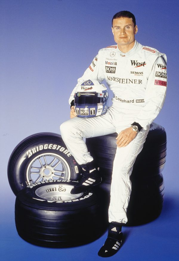 1997: David Coulthard: prelude to 7 world championship titles
