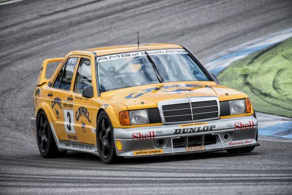 Mercedes-Benz Classic Trackdays 2017