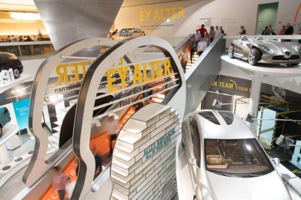Interim report special exhibition EY ALTER