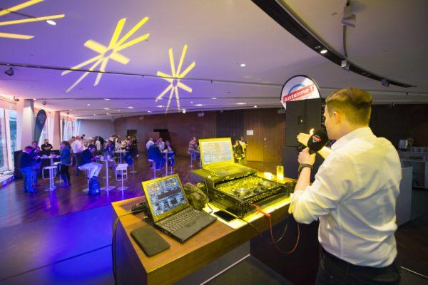 Zweite Prework-Party im Mercedes-Benz Museum