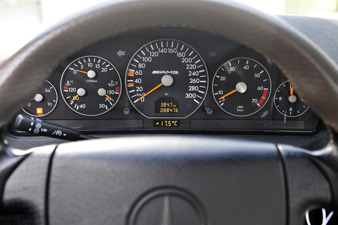 Mercedes-Benz R 129 SL 55 AMG Mille Miglia 1999 6