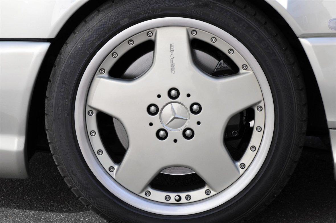 Mercedes-Benz R 129 SL 55 AMG Mille Miglia 1999 9