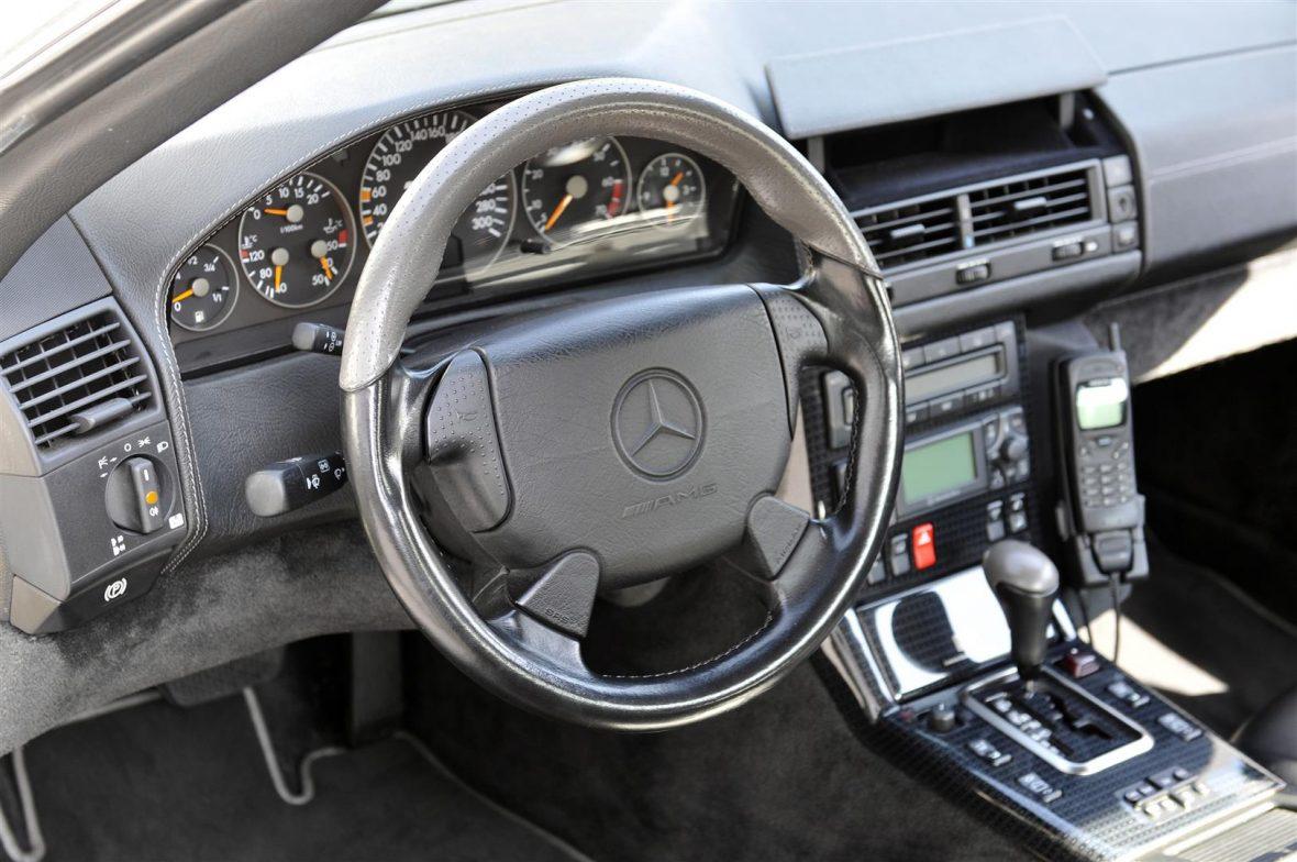 Mercedes-Benz R 129 SL 55 AMG Mille Miglia 1999 7