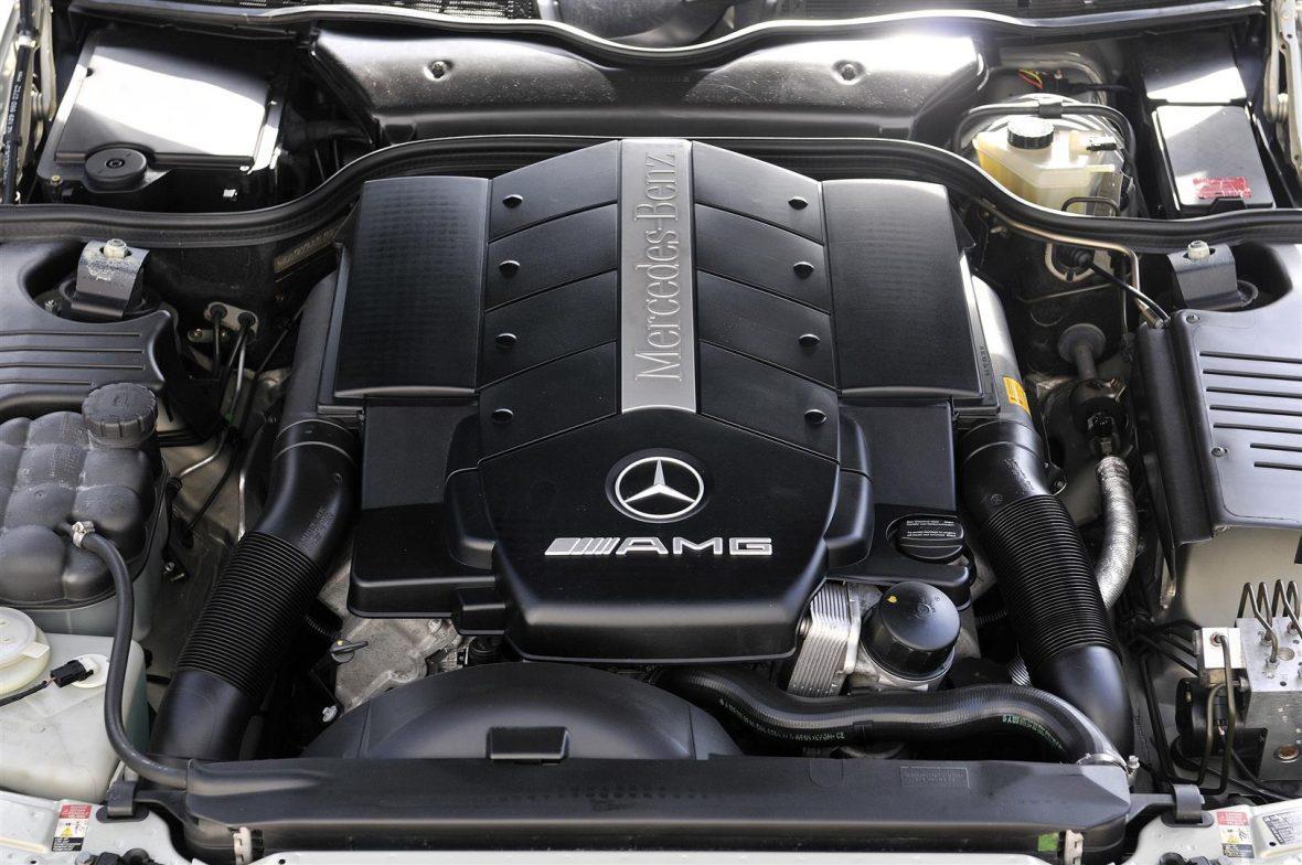 Mercedes-Benz R 129 SL 55 AMG Mille Miglia 1999 10