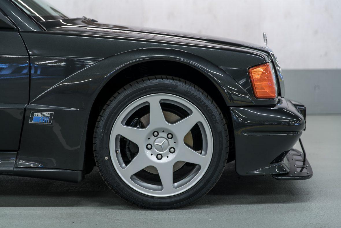 Mercedes-Benz 190 E 2.5-16 EVO 2 (W 201) 16