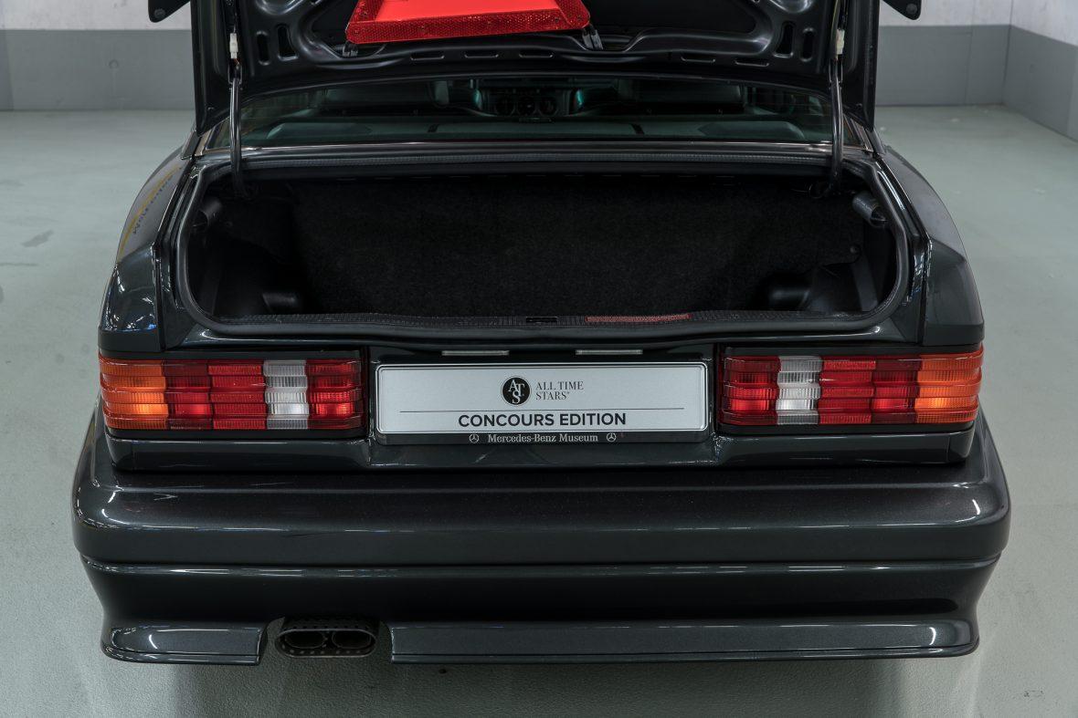 Mercedes-Benz 190 E 2.5-16 EVO 2 (W 201) 21