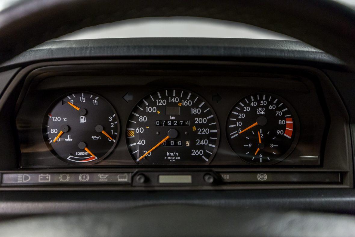 Mercedes-Benz 190 E 2.5-16 EVO 2 (W 201) 26