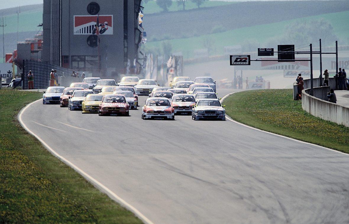 1996 Mercedes - Benz C-Klasse DTM - Bernd Schneider 2