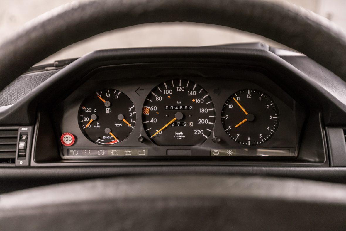Mercedes-Benz  200 (W 124) 17