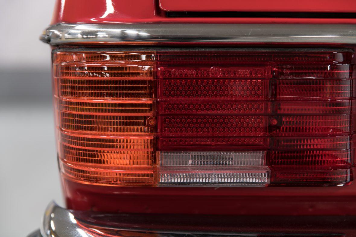 Mercedes-Benz 230.6 (W 114) 22