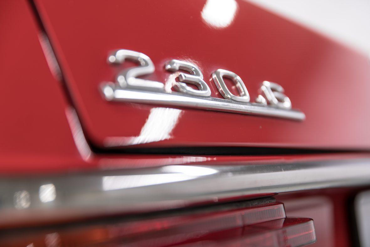 Mercedes-Benz 230.6 (W 114) 24