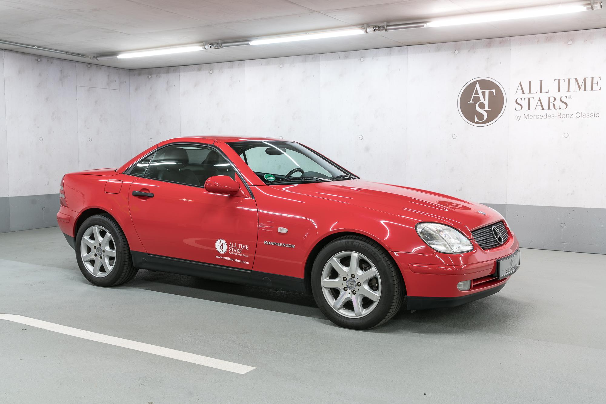 All time stars mercedes benz slk 230 kompressor r 170 for Mercedes benz 230 slk