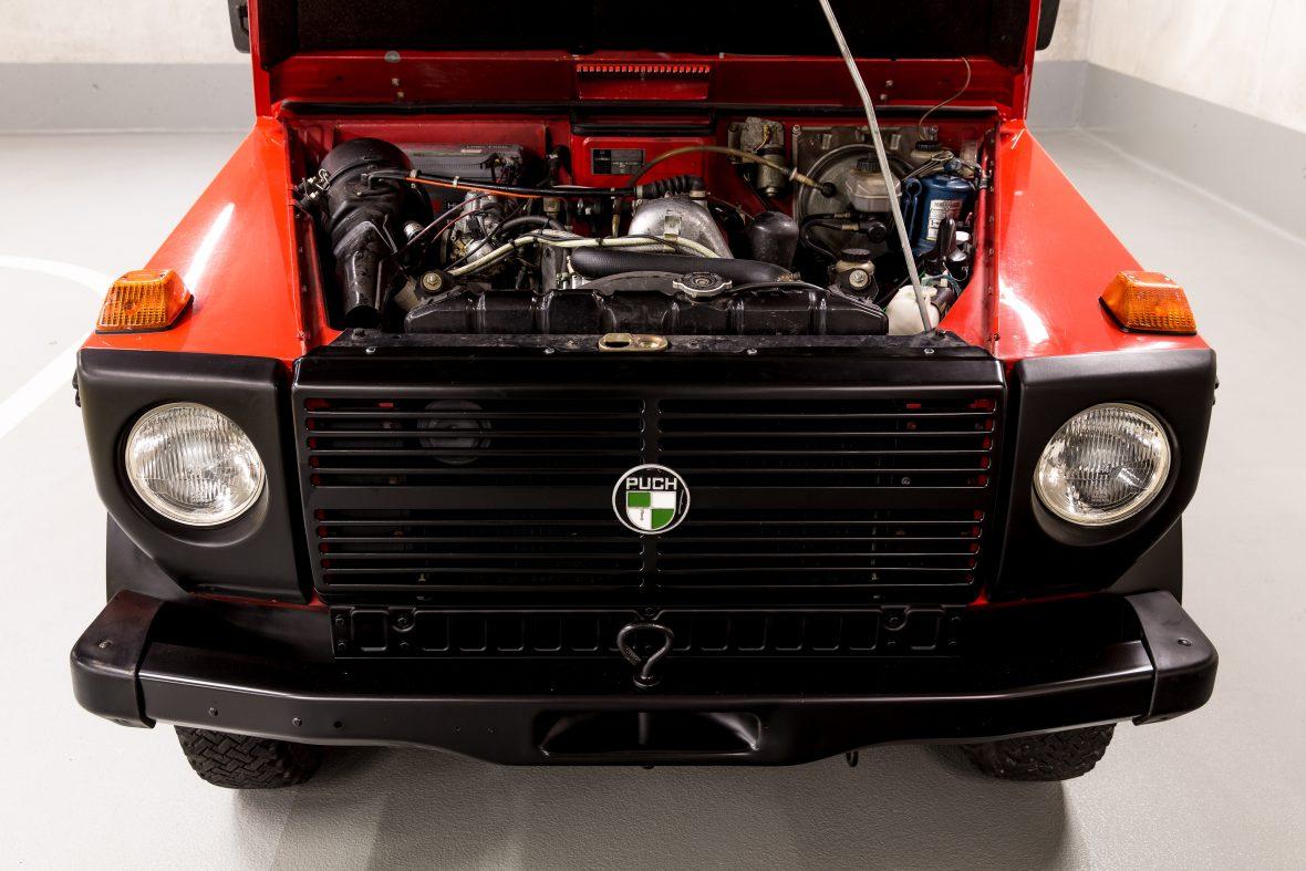 Steyr-Daimler-Puch W 460 230 G 10