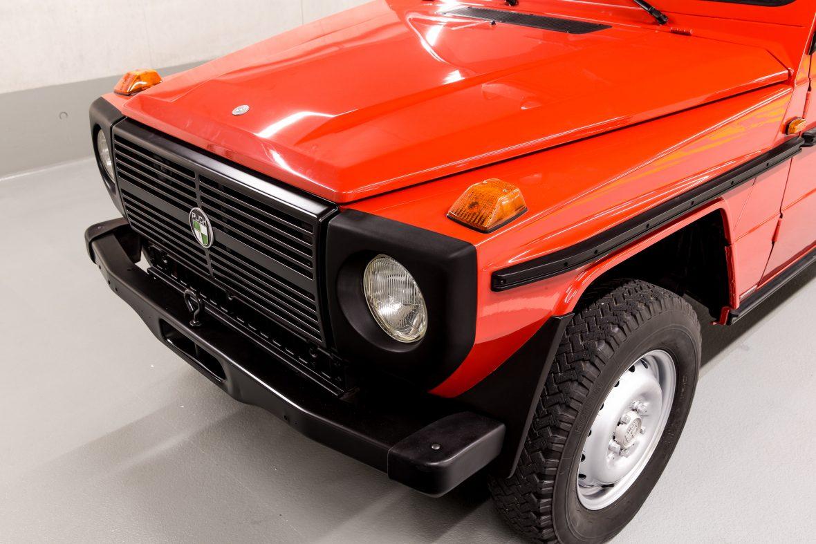 Steyr-Daimler-Puch W 460 230 G 6