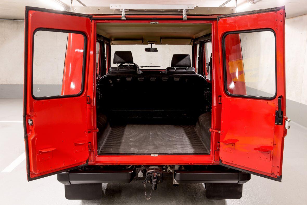 Steyr-Daimler-Puch W 460 230 G 13
