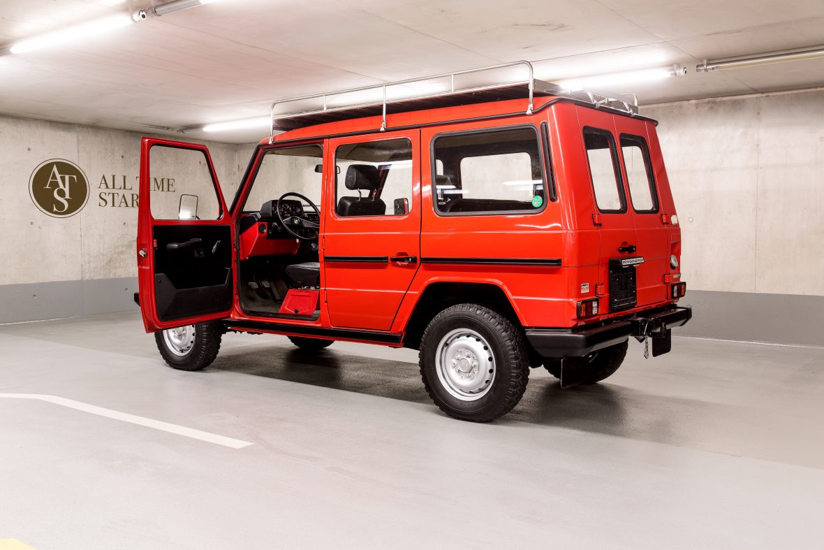 Steyr-Daimler-Puch W 460 230 G 4