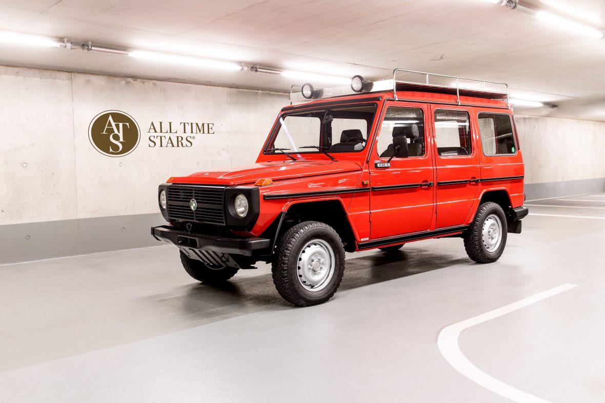 Steyr-Daimler-Puch W 460 230 G 2