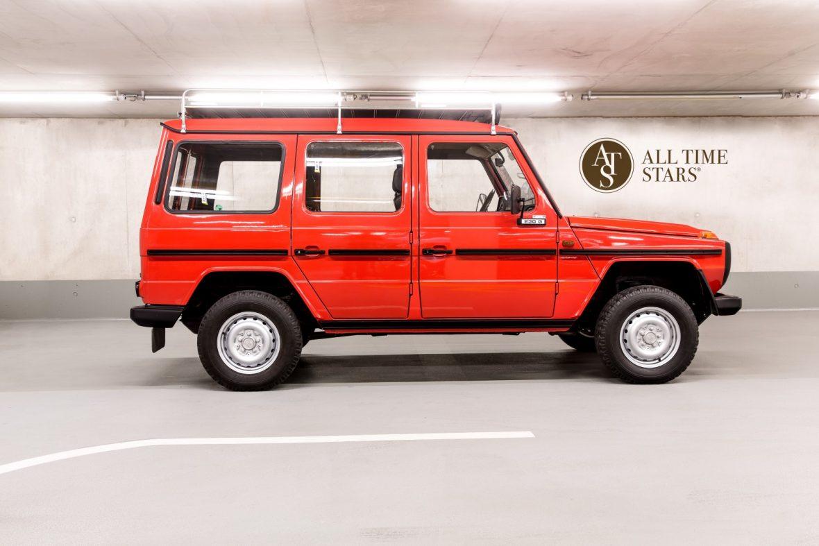 Steyr-Daimler-Puch W 460 230 G 3