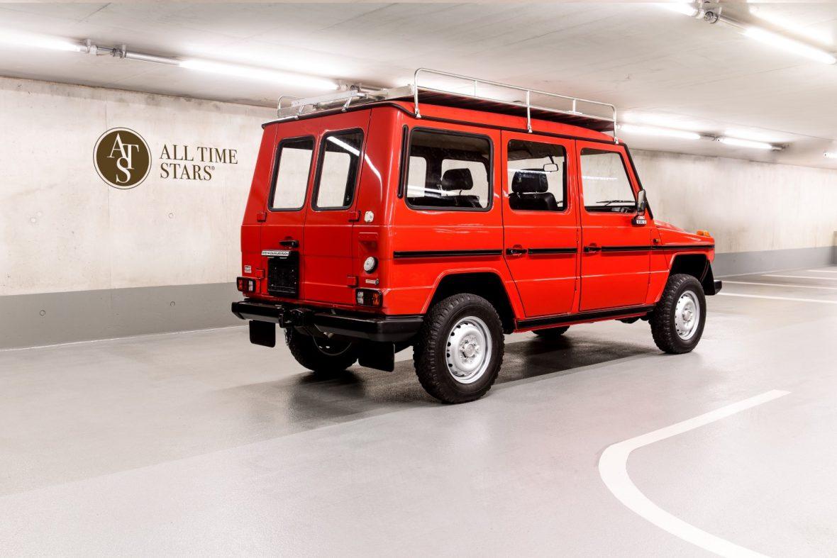 Steyr-Daimler-Puch W 460 230 G 0