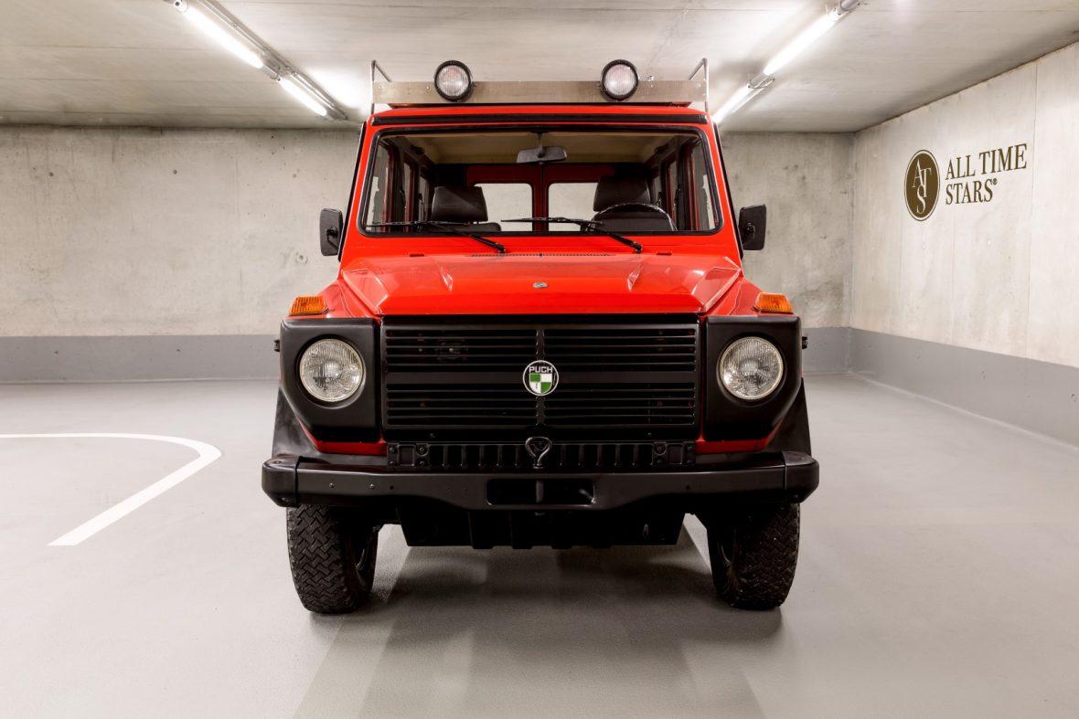 Steyr-Daimler-Puch W 460 230 G 5