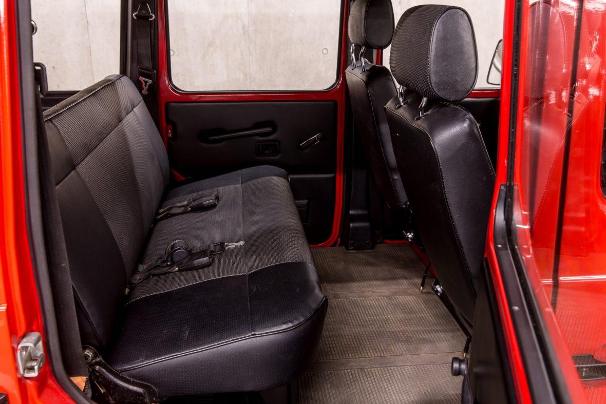 Steyr-Daimler-Puch W 460 230 G 14