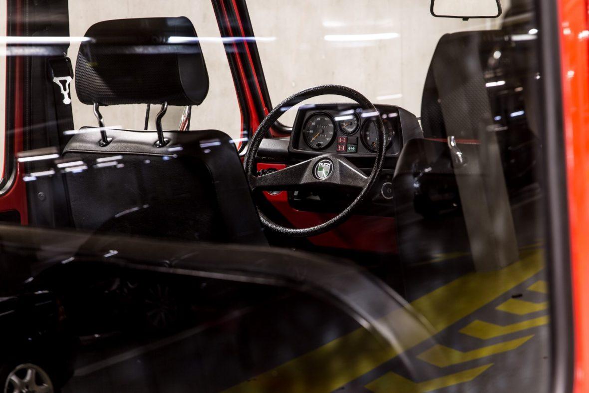 Steyr-Daimler-Puch W 460 230 G 12