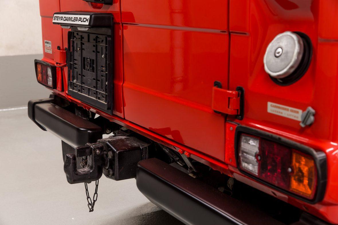 Steyr-Daimler-Puch W 460 230 G 9