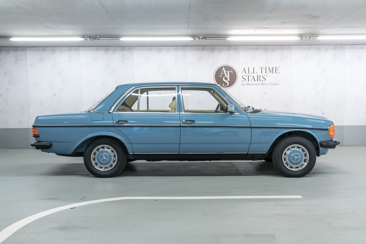 Mercedes benz w 123 240 d mercedes benz en for Mercedes benz 240 d