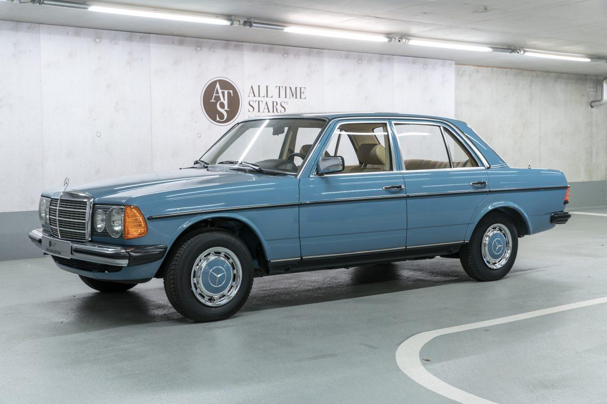 Mercedes-Benz  W 123 240 D 20