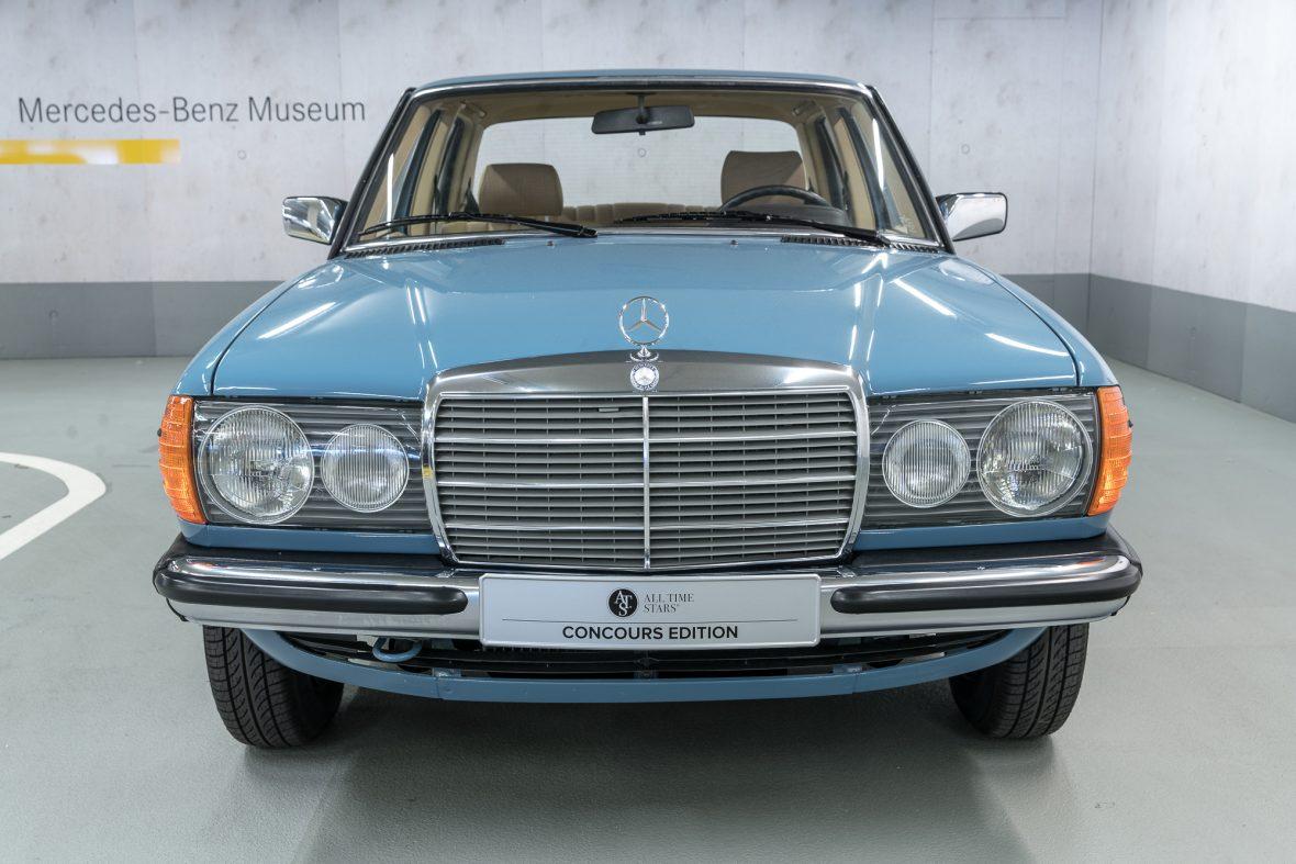 Mercedes-Benz W 123 240 D 3