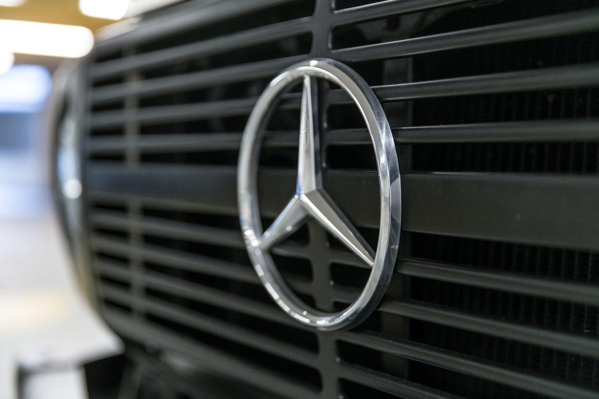 Mercedes-Benz W 460  280 GE Cabriolet 18