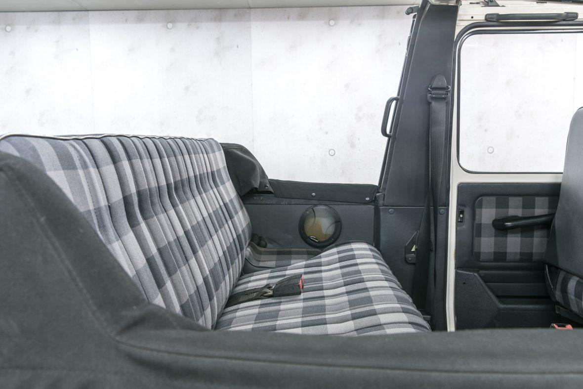 Mercedes-Benz W 460  280 GE Cabriolet 10