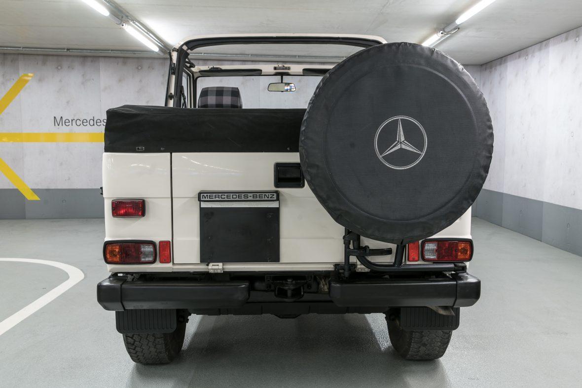 Mercedes-Benz W 460  280 GE Cabriolet 19