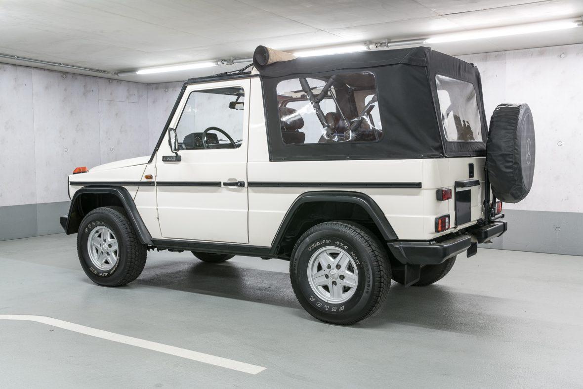 Mercedes-Benz W 460  280 GE Cabriolet 23