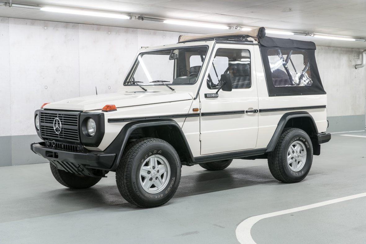 Mercedes-Benz W 460  280 GE Cabriolet 26