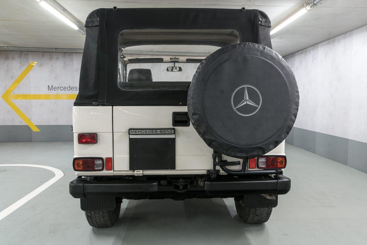 Mercedes-Benz W 460  280 GE Cabriolet 27