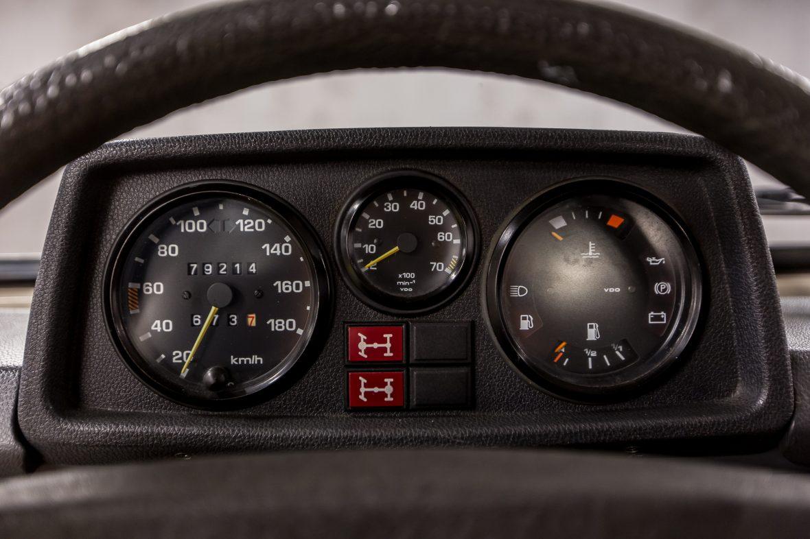 Mercedes-Benz W 460  280 GE Cabriolet 32