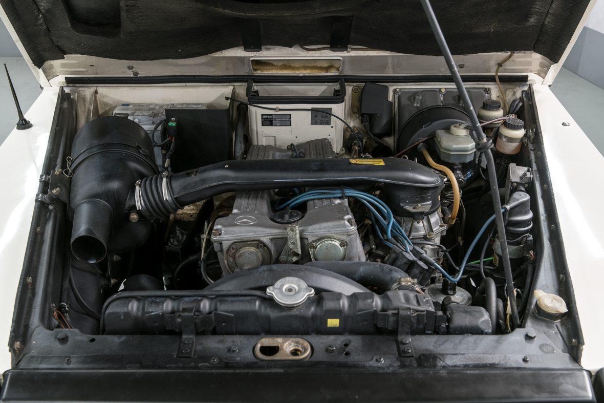 Mercedes-Benz W 460  280 GE Cabriolet 5