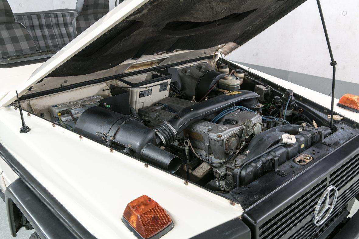 Mercedes-Benz W 460  280 GE Cabriolet 6