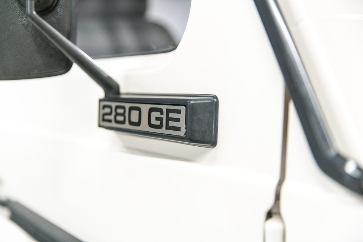 Mercedes-Benz W 460  280 GE Cabriolet 15