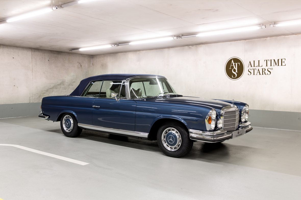 Mercedes benz 280 se 3 5 cabriolet w 111 mercedes benz en for Mercedes benz classic cars