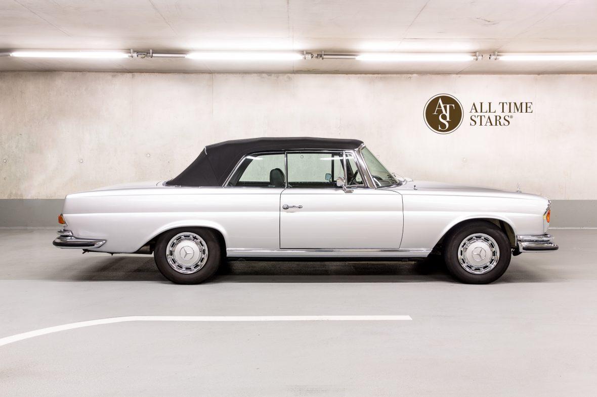 Mercedes-Benz W 111 280 SE 3,5 Cabriolet 2