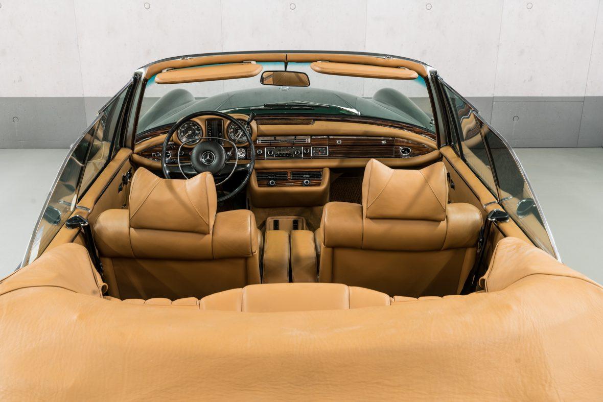Mercedes-Benz 280 SE 3.5 (W111) 17