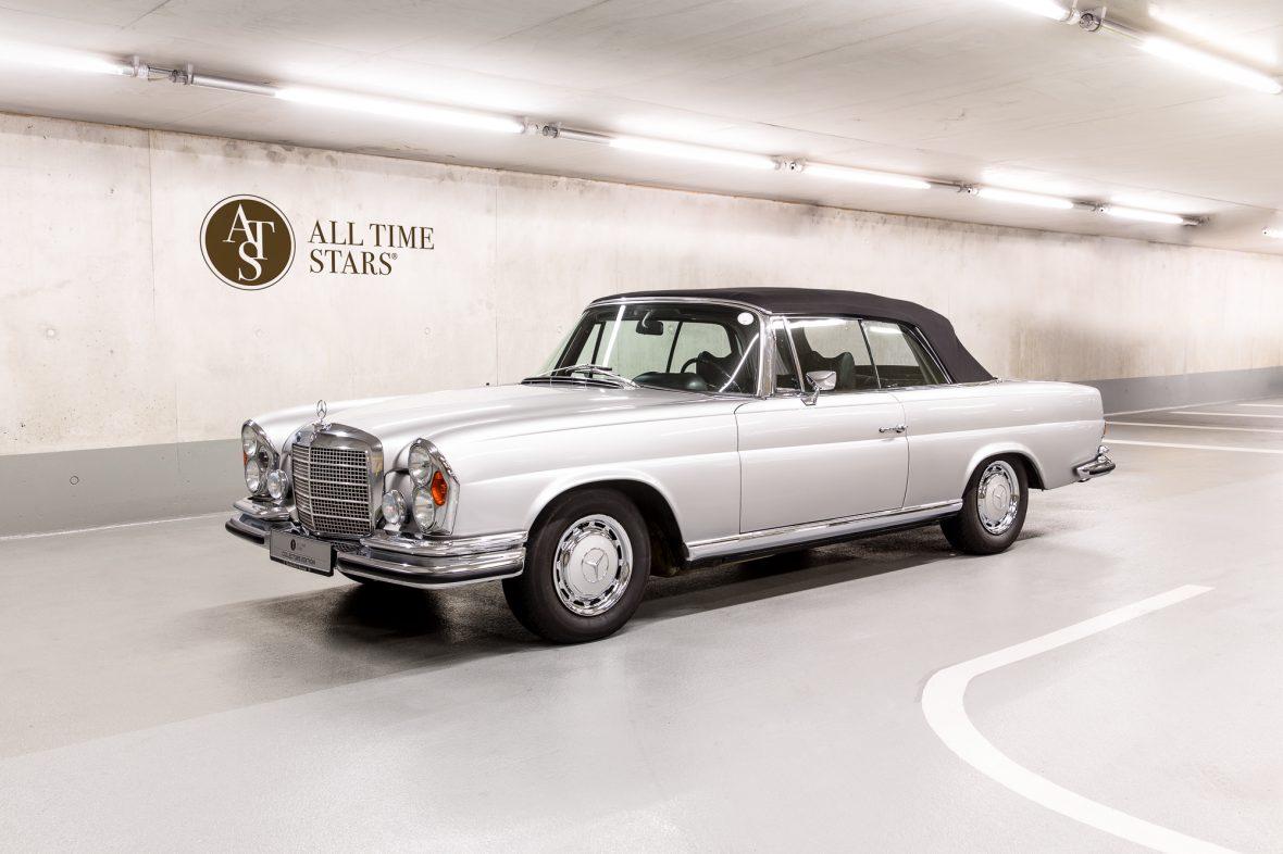 Mercedes-Benz W 111 280 SE 3,5 Cabriolet 5